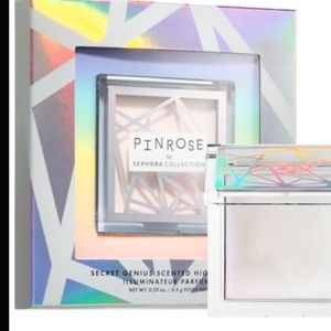 Pinrose for sephora  scented highlight